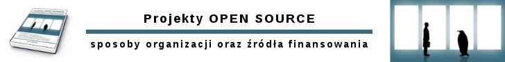 Książka o projektach Open Source